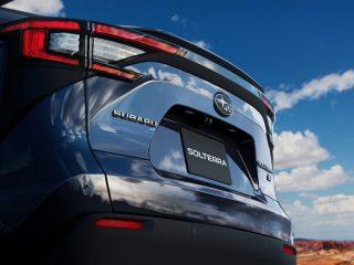 Subaru Solterra preview 1