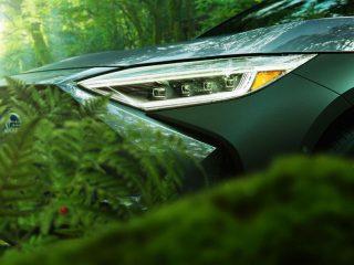 Subaru Solterra preview 3