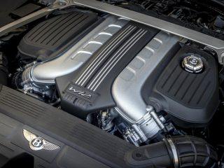 bentley conti gt speed conv engine
