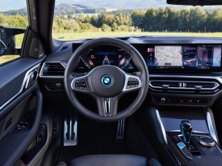 11 bmw i4 m50 2021 first drive review dashboard