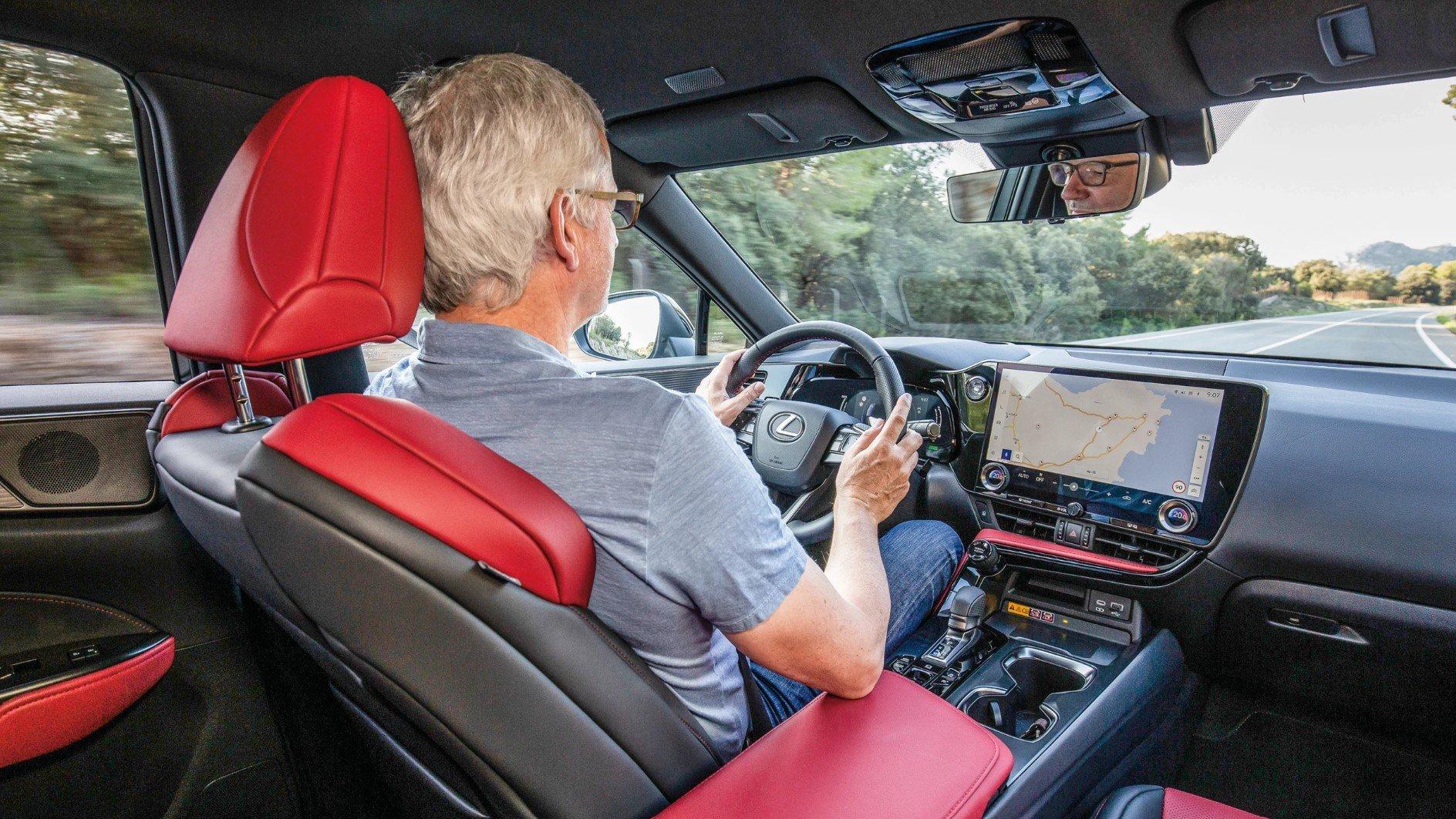 2022 Lexus NX Review 3