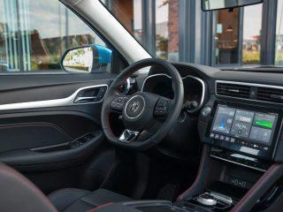 2022 MG ZS EV reveal 4