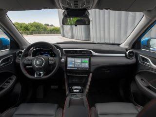 2022 MG ZS EV reveal 9