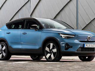 2022 Volvo C40 review sweden 7