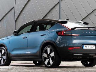 2022 Volvo C40 review sweden 8