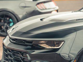 94 camaro zl1 vs sutton mustang 2021 camaro lights