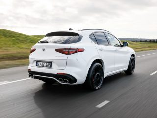 Alfa Romeo Stelvio Q 2021 Review 21