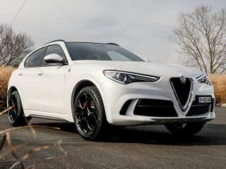 Alfa Romeo Stelvio Q 2021 Review 4