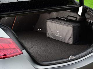 Mercedes C300e 2021 boot