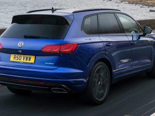 Volkswagen Touareg R 2022 review 2