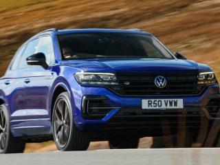Volkswagen Touareg R 2022 review 4