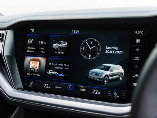 Volkswagen Touareg R 2022 review 7